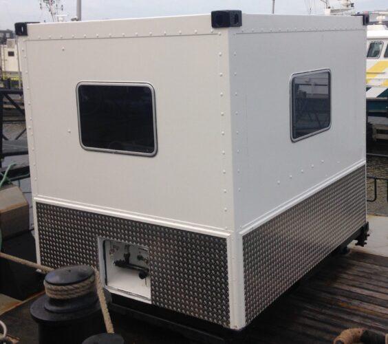 02 Reparatie Conservering Container