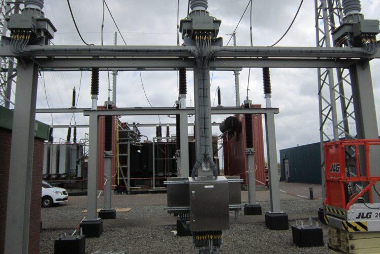 Installatie Beveiligingskasten
