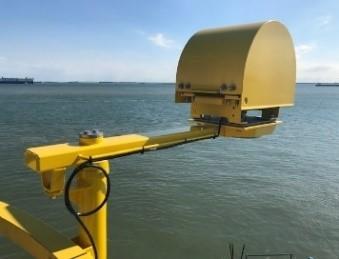Radarsteun Meetapparatuur