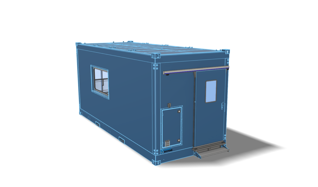 Koel container